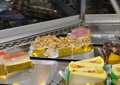 Pasteles Variados Panadería La Gracia de Dios