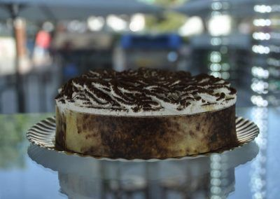 Tarta Pastelería La Gracia de Dios