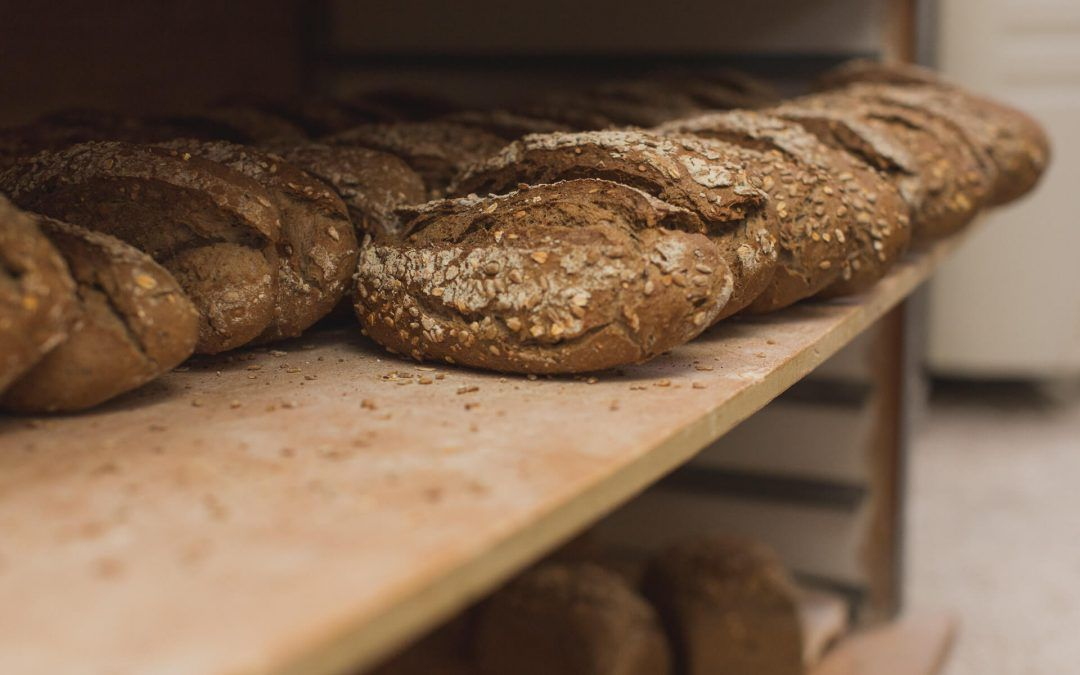 Pan con masa madre, beneficios para la salud