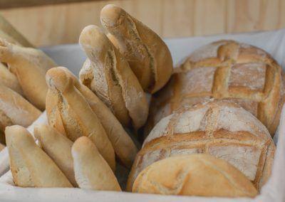 Pan casero Panadería La Gracia de Dios